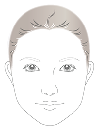 四角型の顔に合わせたメイクで魅力UPするポイント